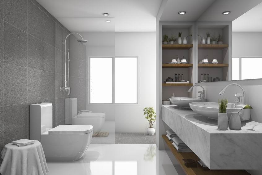 pose de sanitaires salle de bains