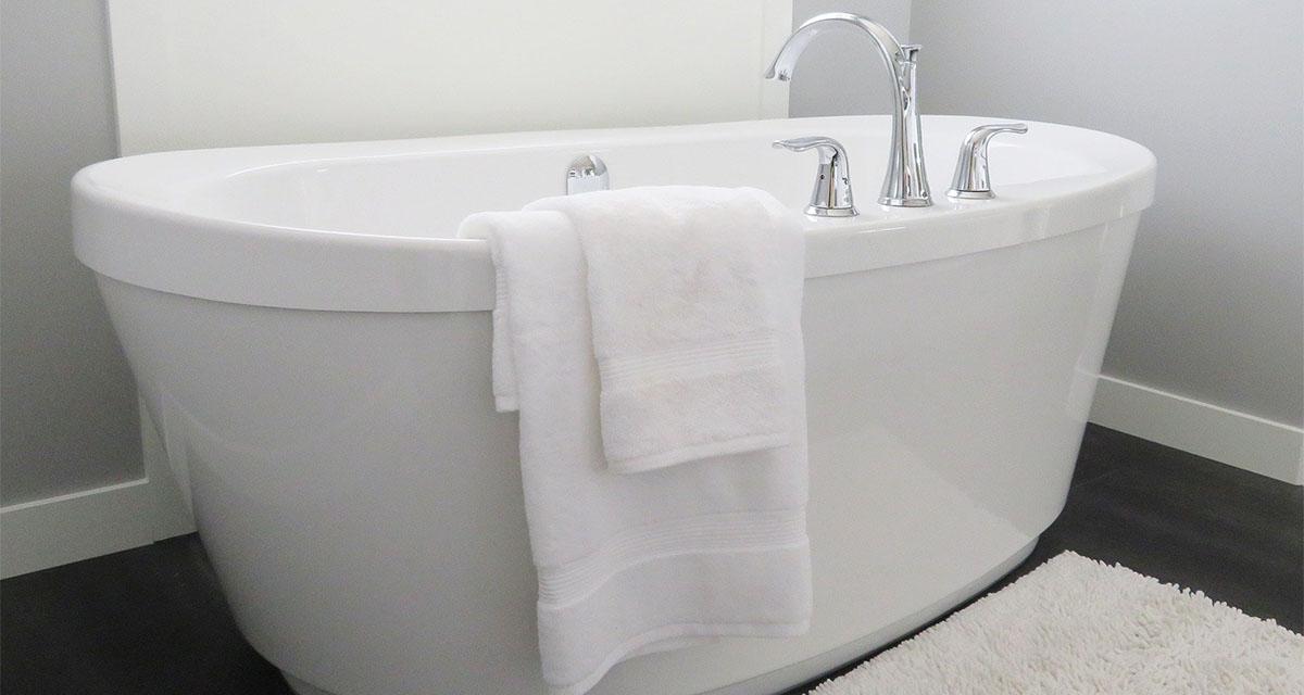 appareils sanitaires baignoire